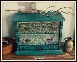 the turquoise iris furniture u0026 art teal vintage dresser chest
