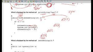 Number 2 Tracing Worksheet Java Tracing Recursion Worksheet 2 Youtube