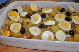 cuisiner portugais morue à la portugaise morue a gomes de sa sevencuisine