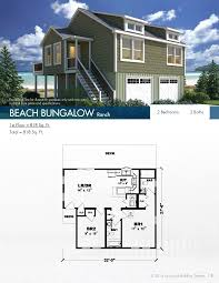 Beach Bungalow Floor Plans by Oasis Homes Beach Bungalow Modular Ranch Value