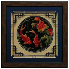 Chinese Wall Fan by Stylish Ideas Chinese Wall Decor Wonderful Chinese Knotting Wall