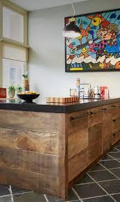 reclaimed wood kitchen island best 25 reclaimed wood kitchen ideas on industrial