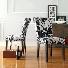 cow print dining chair animal chairs store leopard room covers leopard print dining chair slipcovers cow covers