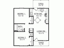 one story floor plan small one story retirement house plans home deco plans
