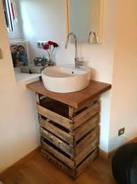 Ideas For A Bathroom Pallet Ideas For Bathroom Attractive White Vanity Table 7