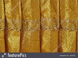Gold Curtain Curtains Texture Gold