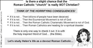 are catholics christians