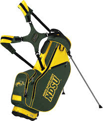 North Dakota golf travel bag images Collegiate licensed stand bag golf bags licensed bags from sun jpg