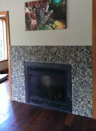 decorations stacked stone fireplace of wall tile veneer loversiq