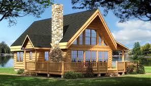 Best 25 Cabin Floor Plans Ideas On Pinterest Log Cabin Plans by House Plan Log Cabin House Plans Rockbridge Log Home Cabin Plans