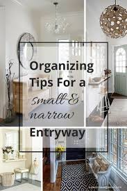 Entryway Design Ideas by Top 25 Best Small Foyers Ideas On Pinterest Small Entryway