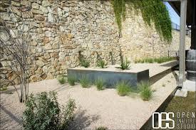 Gravel Landscaping Ideas Exteriors Fabulous Gravel Backyard Ideas Laying Rock Patio Pea