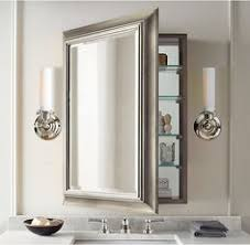 bathroom mirror ideas updated vintage bath before and after bath house and vintage