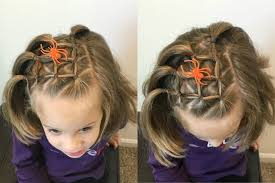 hairstyles with one elastic spider web hairstyle elastic style for short long hair youtube