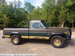 jeep truck parts used jeeps and jeep parts for sale 1977 jeep j10 golden eagle