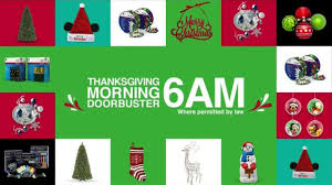 kmart tv commercial doorbusters on thanksgiving and black friday