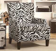 Zebra Print Dining Chairs Cow Print Chair Accent Side Chair Rustic Modern Country Style