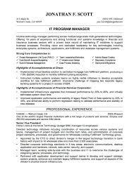 teller resume examples program manager resume example senior project manager resume sample it manager resume teller resume objective it program manager resume sample