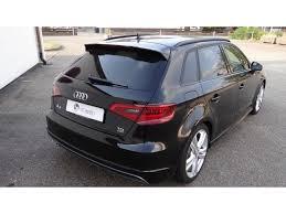 audi 2 0 diesel audi a3 s line sportback 2 0 tdi clean diesel quattro 184ps s