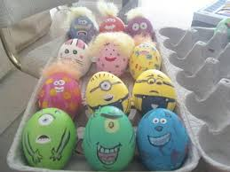 Easter Egg Decorating Minions by 9 Best Easter Images On Pinterest Easter Crafts Easter Ideas