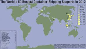Rio On World Map 38 Maps That Explain The Global Economy Vox