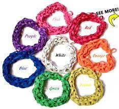 make rubber bracelet images Customize your own rubber band bracelet bungle bands jpg