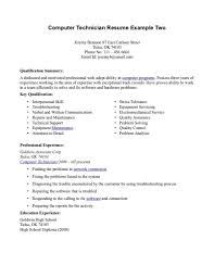 pharmacy technician resume template resume template sle for computer technician outstanding