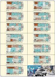 best rv floor plans 1976 gmc motorhome floor plans