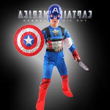 Captain America Halloween Costume Kids Cheap Captain Costume Kids Aliexpress Alibaba Group