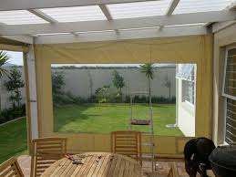 canvas blinds cape patio blinds