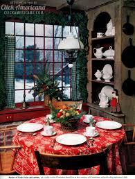 merry u0026 bright christmas centerpieces 1962 click americana
