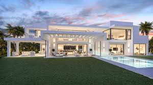 Modern Villas by Modern Vila Design Home Design Ideas
