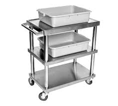 Used Stainless Steel Tables by Used 6 U0027 Stainless Steel Dish Cabinet Pete U0027s Restaurant Equipment