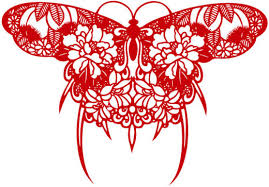 butterfly paper cutting designs free vector 6 803 free