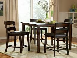 bar height dining room sets dining table counter height kitchen table sets elegant dining