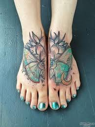 foot tattoo designs ideas meanings images