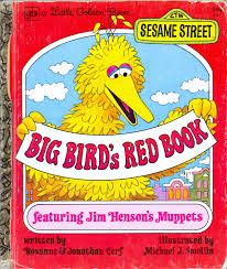 big bird s book muppet wiki fandom powered by wikia