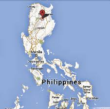 tabuk map tabuk city kalinga cordillera administrative region philippines