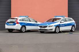 Asa Bad Driburg Volvo Einsatz Für Den Volvo V60 Plug In Hybrid Bundespolizei