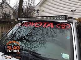 toyota tacoma light bar roof mount 95 04 toyota tacoma led light bar mounts 40 41 42 straight