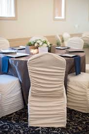 ruched chair covers chair covers i do events