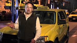 Ford Escape Yellow - yellow cab taxi driver talks about ford hybrid taxis youtube