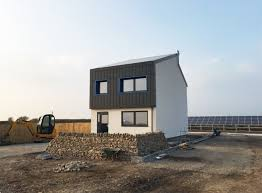 Affordable Zero Energy Homes 8 Homes That Generate More Energy Than They Consume Inhabitat
