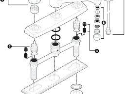 peerless kitchen faucet sprayer repair 4900 kit leak single handle