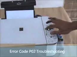 cara reset printer canon mp258 error e13 printer error code p02 canon mp258 step1 youtube