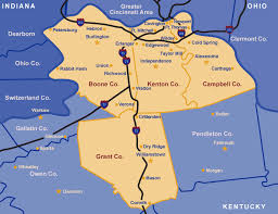 Ft Campbell Map Northern Kentucky Health Department Locations