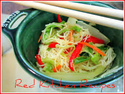 Red Kitchen Recipes - red kitchen recipes singapore noodles