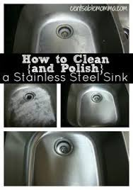 how to get stainless steel sink to shine how to clean and polish a stainless steel sink stainless steel sinks