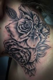 100 big black rose tattoo cover up tattoo ink love