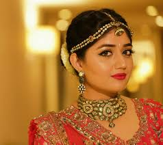 diy indian wedding makeup tutorial red and gold